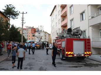 Sivas'ta Patlama Paniğe Neden Oldu