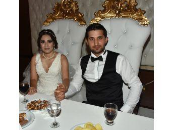 Merhum Mustafa Gümüşdamla'nın Kızı Dünya Evine Girdi
