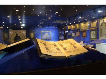 Şeyh Hamdullah Yazı Tarihi Ve Hüsn-i Hat Müzesi Ziyarete Açıldı