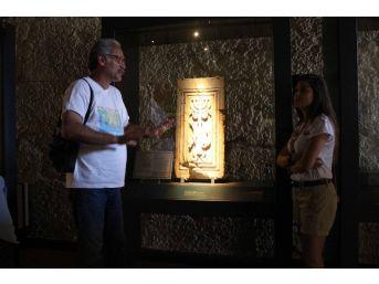 Likya Uygarlıklar Müzesi Demre-kekova Bölgesinin Çekim Merkezi Oldu