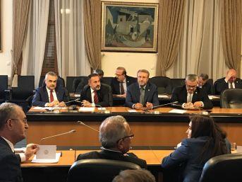 Mustafa Savaş, Tbmm Kit Komisyon Başkanlığına Seçildi