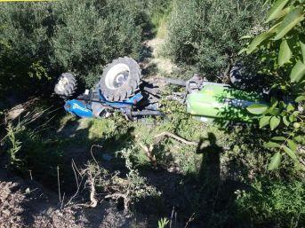 Söke'de Traktörün Altında Kalan Çiftçi Hayatını Kaybetti