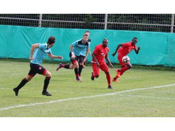 Eskişehirspor, İlk Hazırlık Maçından Galip Ayrıldı