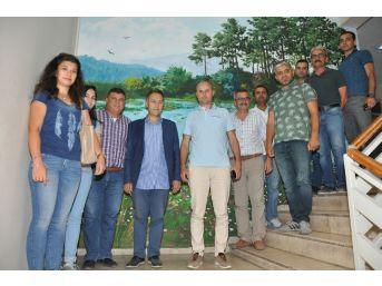 Buldan'da Sulamada Çiftçiler Dijital Saat İle Tanışacak