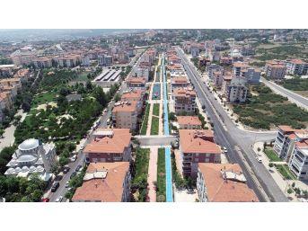 Merkezefendi Belediyesi'nden 1200 Evler Mahallesine Büyük Yatırım