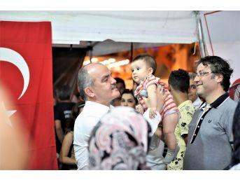 Pamukkale Belediye Başkanı Hüseyin Gürlesin: