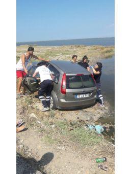 Edirne'de Trafik Kazası: 1 Ölü, 3 Yaralı