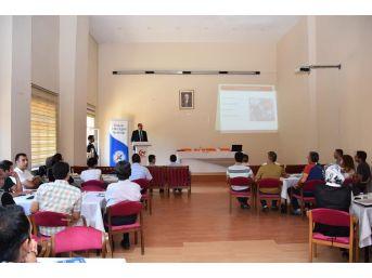 'stratejik Yönetim Ve Planlama Hizmetiçi Eğitim Kursu' Yapıldı