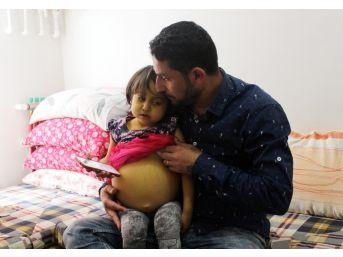 (özel) Minik Asel Türk Vatandaşı Olamazsa Hayatını Kaybedebilir
