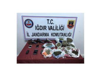 Iğdır'da Uyuşturucu Operasyonu: 2 Tutuklama