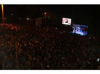 Isparta'da 15 Temmuz Demokrasi Ve Milli Birlik Günü Coşkusu