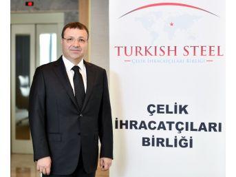 Ab'nin Geçici Önlem Kararından Türk Çelik İhracatı Etkilenmeyecek
