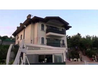 Adnan Oktar'ın Çengelköy'deki Villasına Yapılan Baskına Ait Görüntüler Ortaya Çıktı