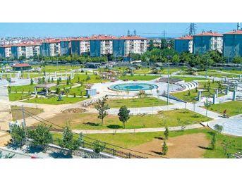 Yeşilpınar Bölge Parkı Yenileniyor