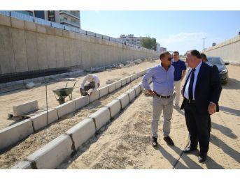 Alaşehir'in Köprülü Kavşağına İnceleme