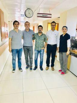 Kızıltepe Devlet Hastanesinde İlk Kez Tiroid Bezi Biyopsisi Yapılmaya Başlandı
