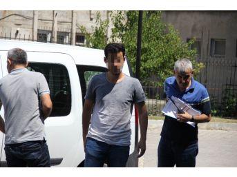 Gezi Olaylarından Aranan Genç Samsun'da Yakalandı
