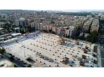 Rabia Meydanı Hizmete Açıldı