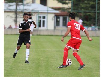 Demir Grup Sivasspor Hazırlık Maçında Yenişemedi