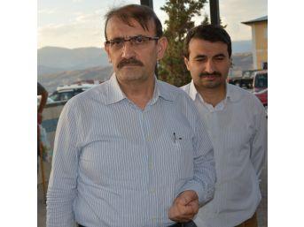 Sivas İl Sağlık Müdürü Suşehri'nde