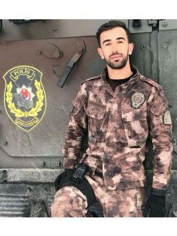 Çatışmada Yaralanan Polis Memuru Şehit Oldu