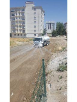 İpekyolu Belediyesinden Yeni Yol Açma Çalışması