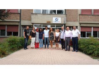 Van'ın Öğretmenleri İtalya'da