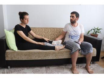 Kırık Ayak Parmağı Yerine Sağlam Parmağı Ameliyat Edip Platin Taktılar