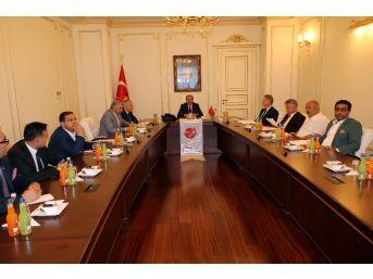 Oran Kalkınma Ajansı Yozgat'ta Toplandı