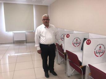 Yozgat'ta E-sınav Merkezi Kuruldu