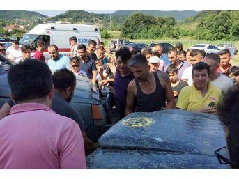 Offroad Yarışlarındaki Kaza Saniye Saniye Görüntülendi