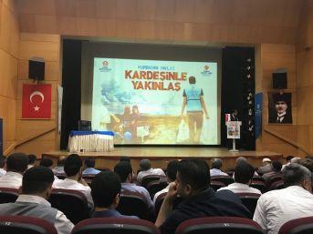 Kurban Kesim Organizasyonu Toplantısı Siirt'te Yapıldı
