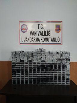 Jandarma'dan Kaçakçılık Operasyonları