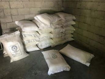 Van'da 5 Ton Kaçak Şeker Ele Geçirildi