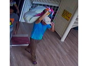 Şapkalı Hırsız İçin Yüzlerce Kamera İncelendi