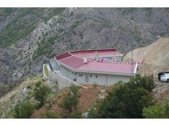 Hayvan Bakımevi Ve Rehabilitasyon Merkezi Açıldı