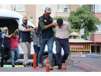 Kayseri'deki Pkk/kck Operasyonu