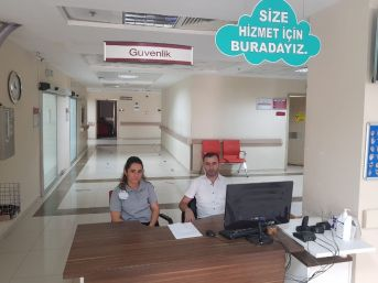 Niğde'de Hastanede 'tercüman' Hizmeti