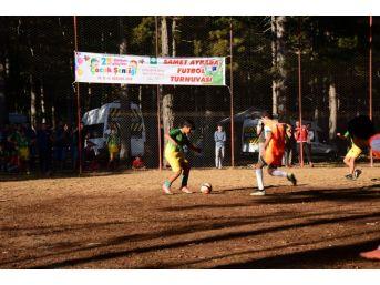 Samet Aybaba Futbol Turnuvası Final Maçı İle Sona Erdi