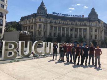 İmkb Öğrencileri Romanya'dan Döndü