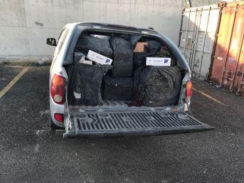 Van'da 18 Bin 500 Paket Kaçak Sigara Ele Geçirildi