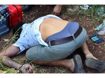 Adana'da 'altın Vuruş' Yapan Gencin 2 Ay Önce Kablo Çaldığı Ortaya Çıktı