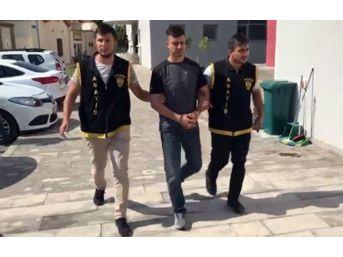 Firari Hükümlü Hırsızlık Yaparken Yakalandı