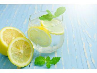 Limonata Böbrek Taşına İyi Geliyor