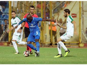 Spor Toto 1. Lig: Adana Demirspor: - Denizlispor: 1