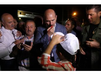 Bakan Soylu'dan Bayram Trafiğinde 'kırmızı Düdük'
