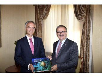 Sırp Büyükelçiden Antalya İtirafı