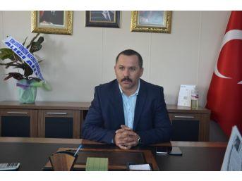 Ardahan Ak Parti İl Başkanı Hakan Aydın'dan Taziye Mesajı