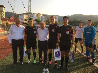 Lefke Cup U15 Futbol Turnuvası Sona Erdi