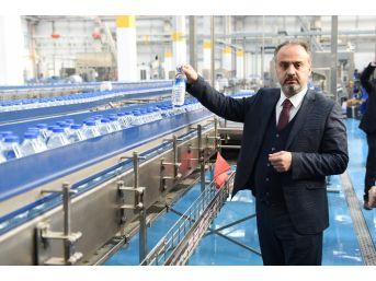 Bursa'nın Yeni Değeri Muradiye Su Fabrikası'na Kızılay Talip Oldu